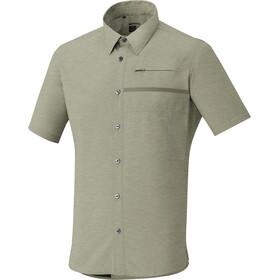 Shimano Transit maglietta a maniche corte Uomo, dusky green